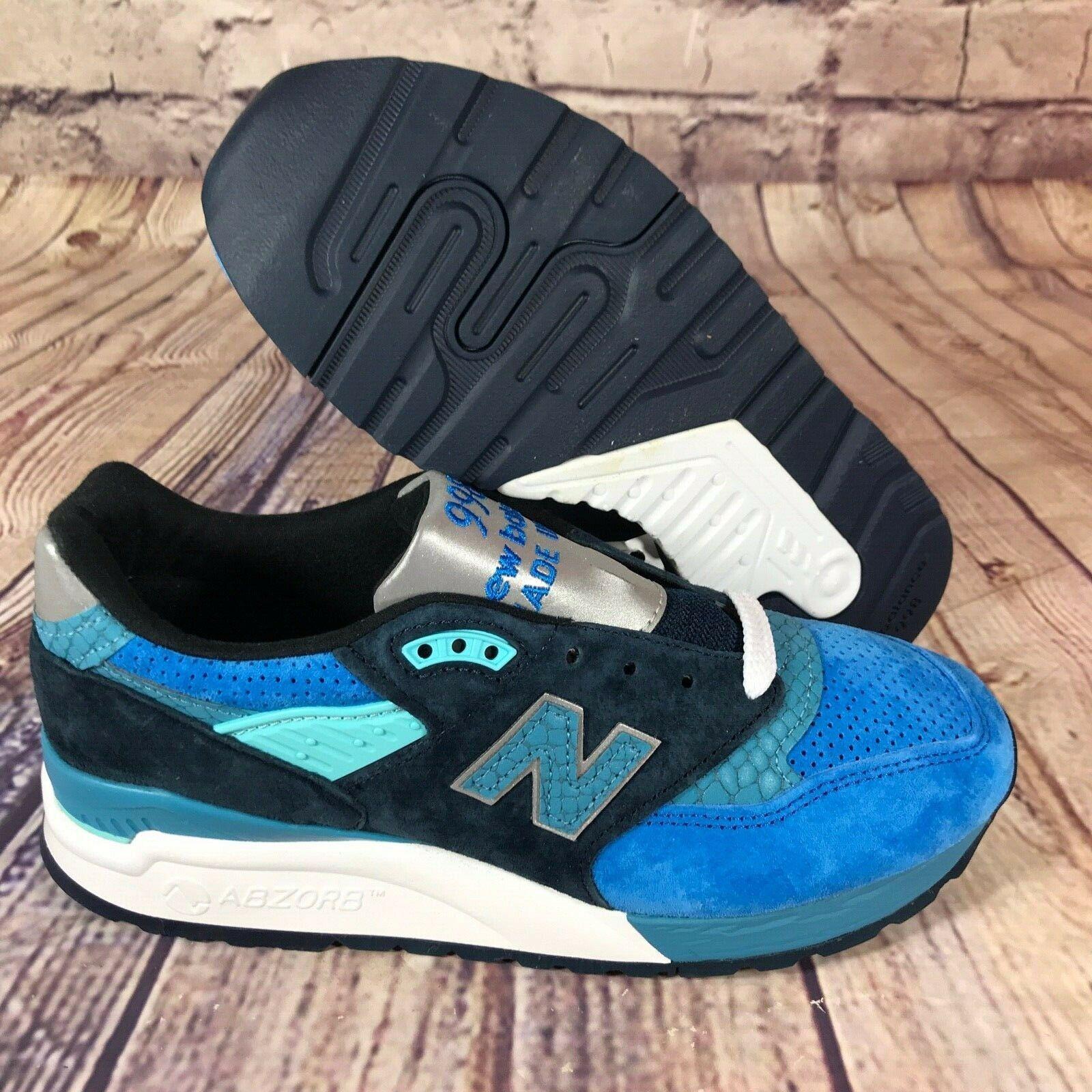 New Balance 998 Fishing Blue