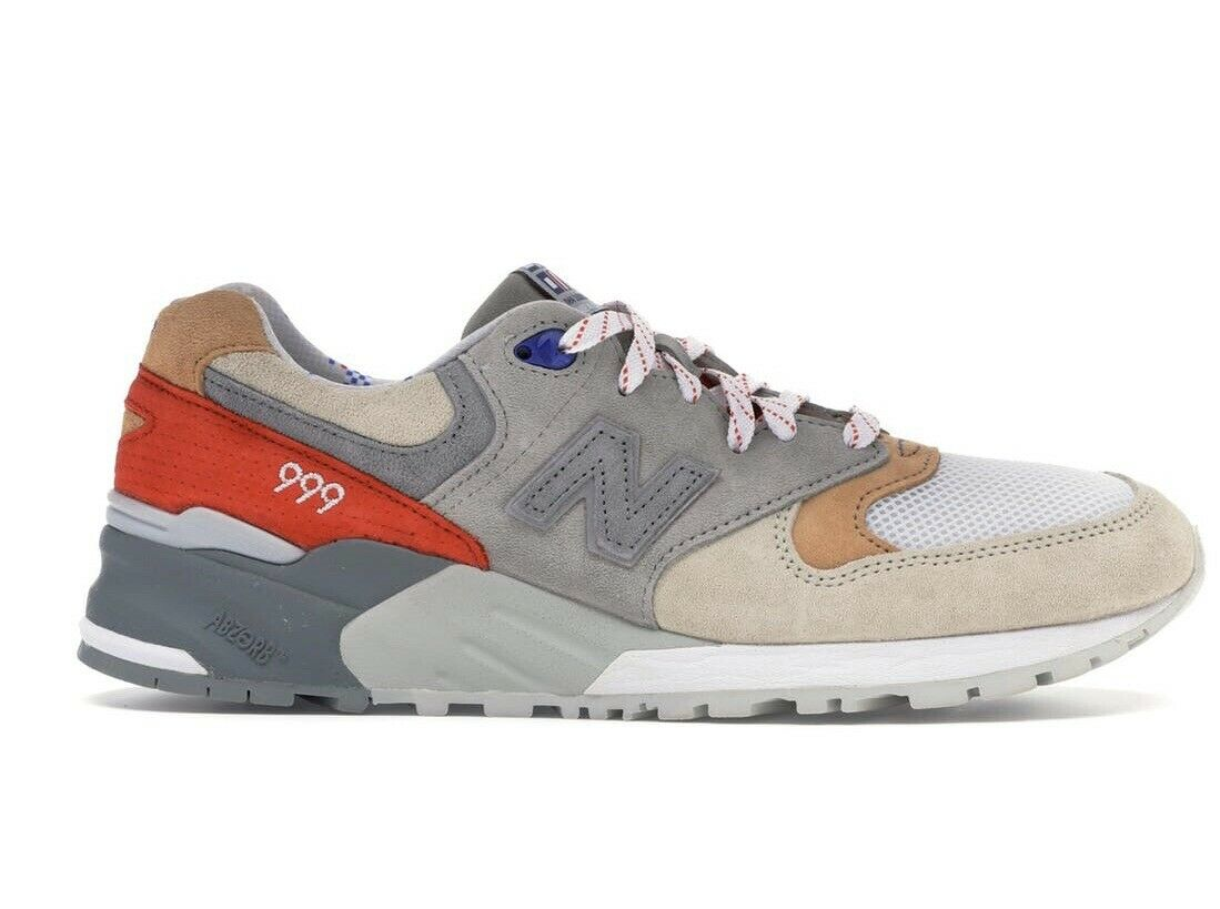 New Balance 999 Concepts Hyannis Red