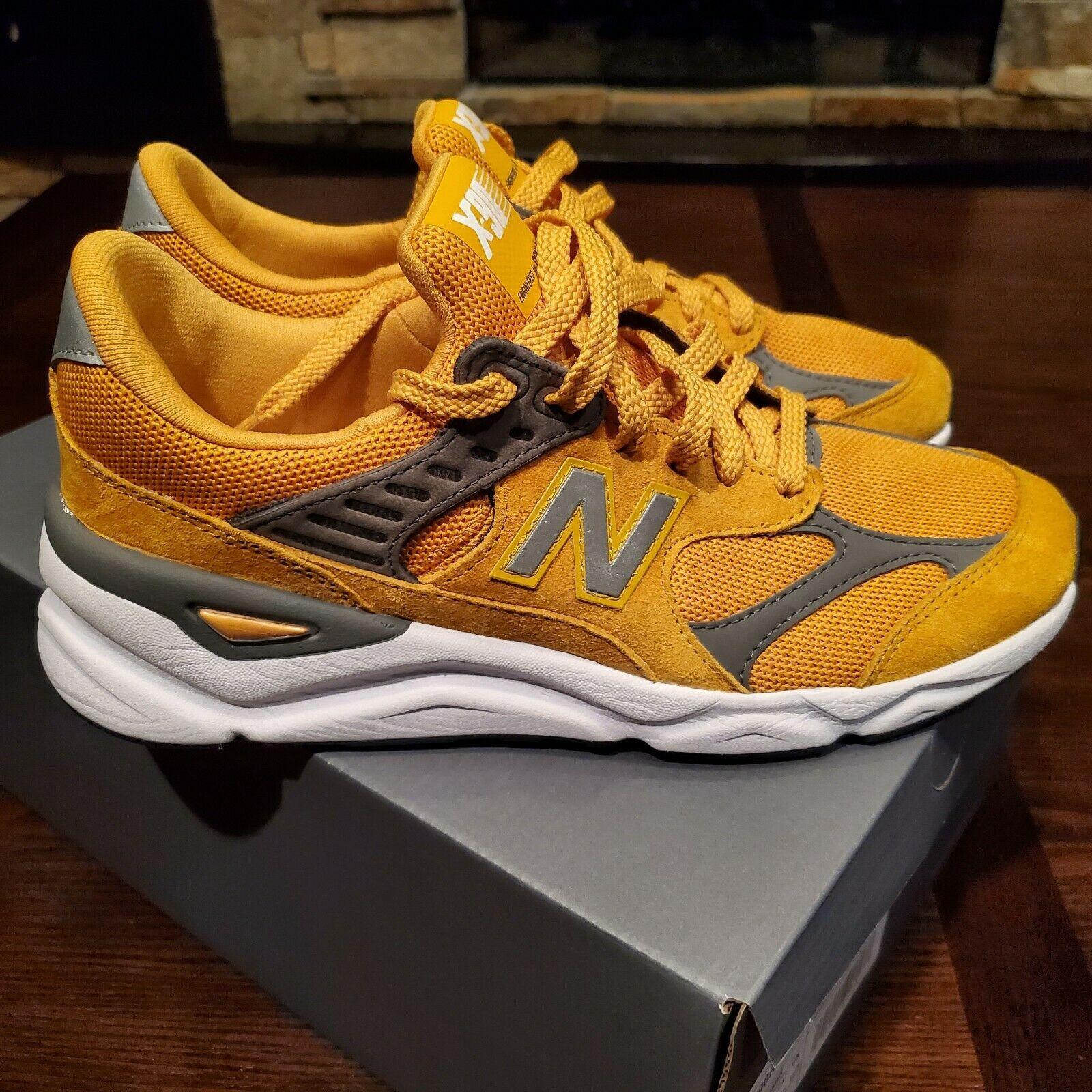 New Balance X 90 Mustard Yellow