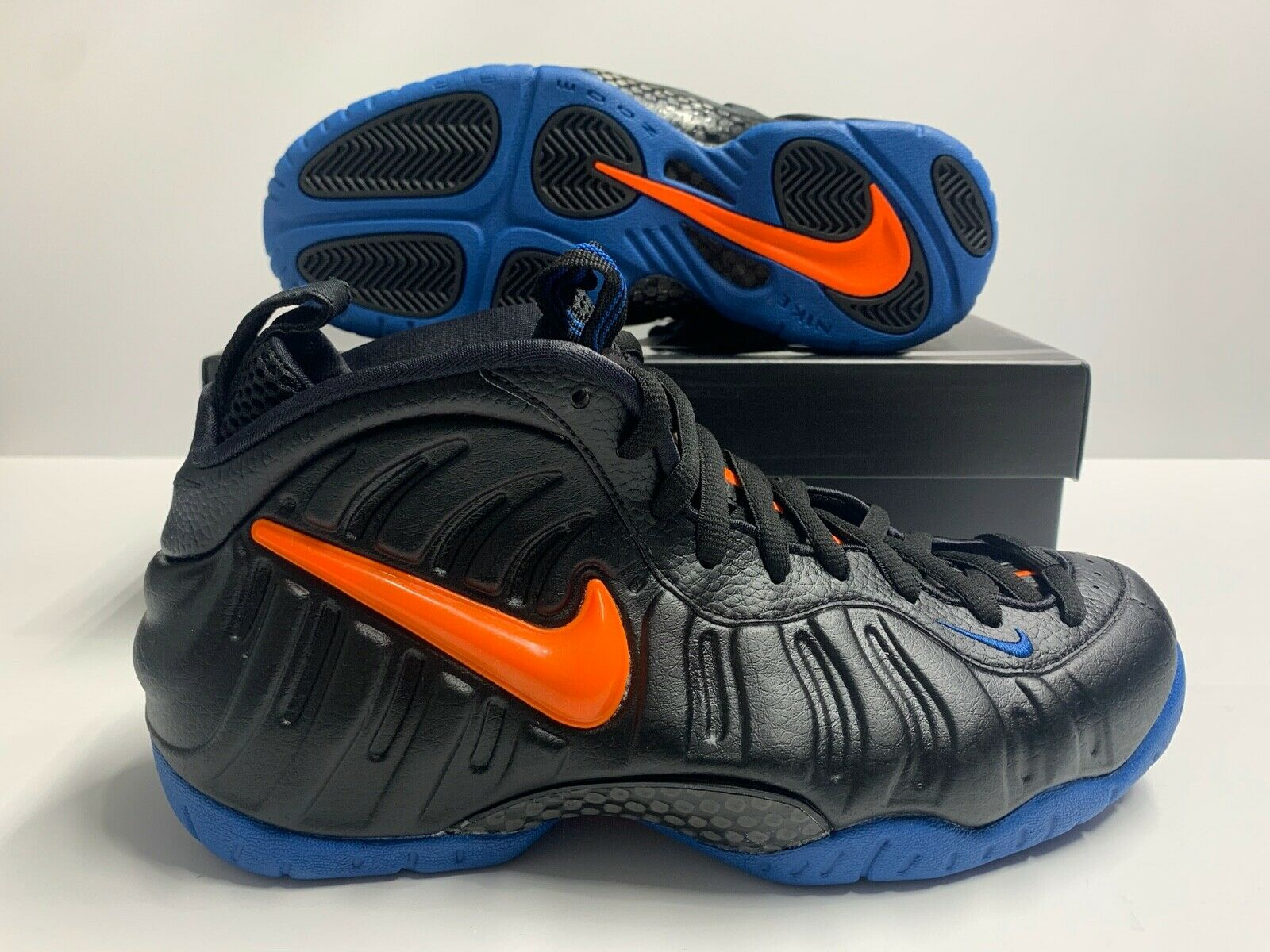 Nike Air Foamposite Pro Knicks