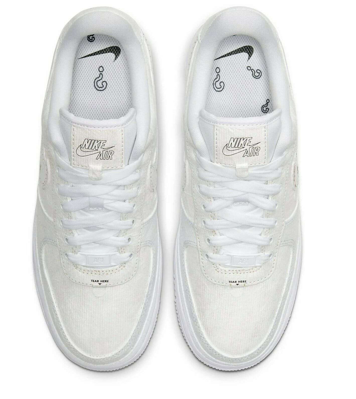 Nike Air Force 1 LX Tear Away White W