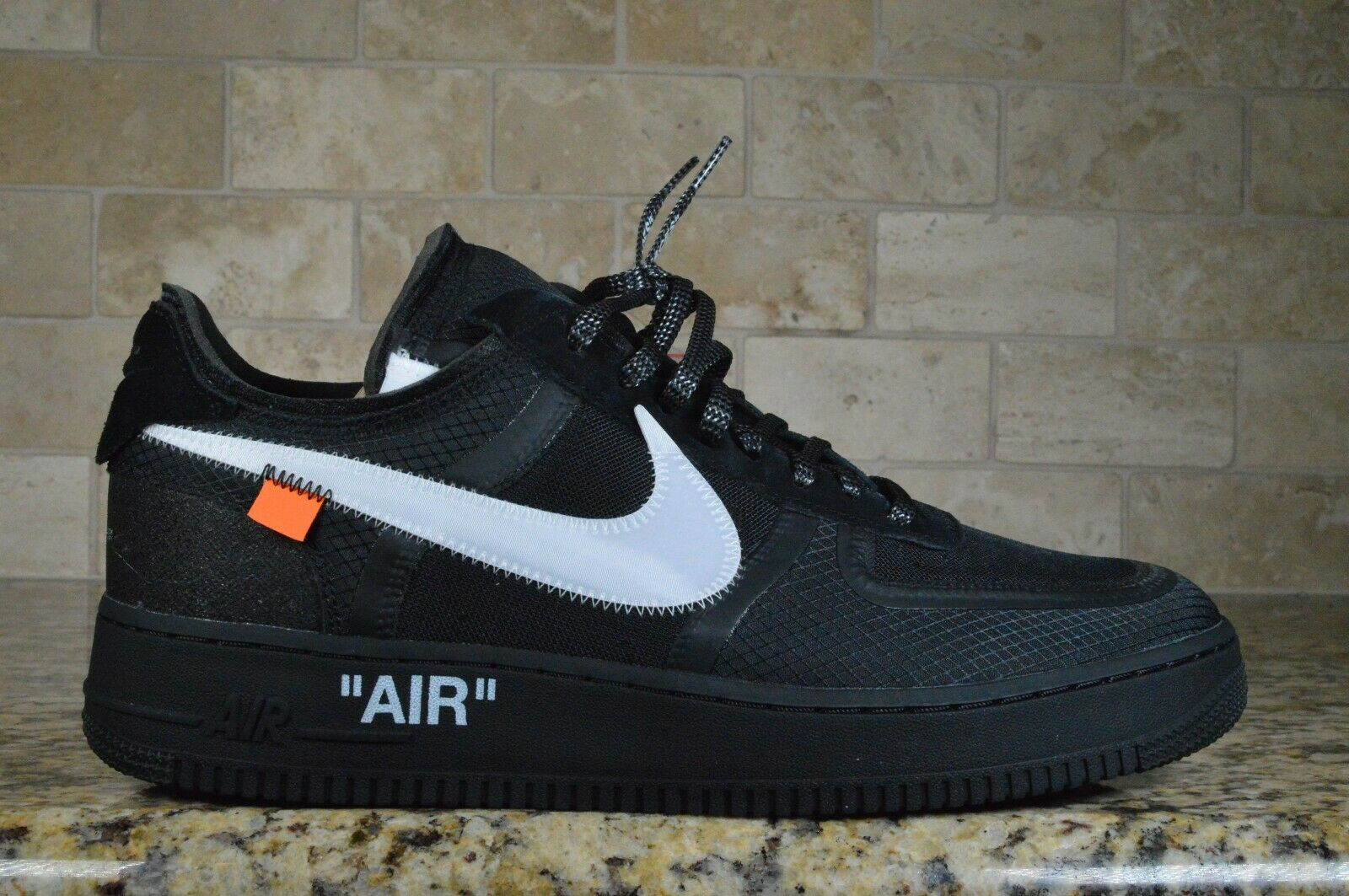 Nike Air Force 1 Low Off White Black White