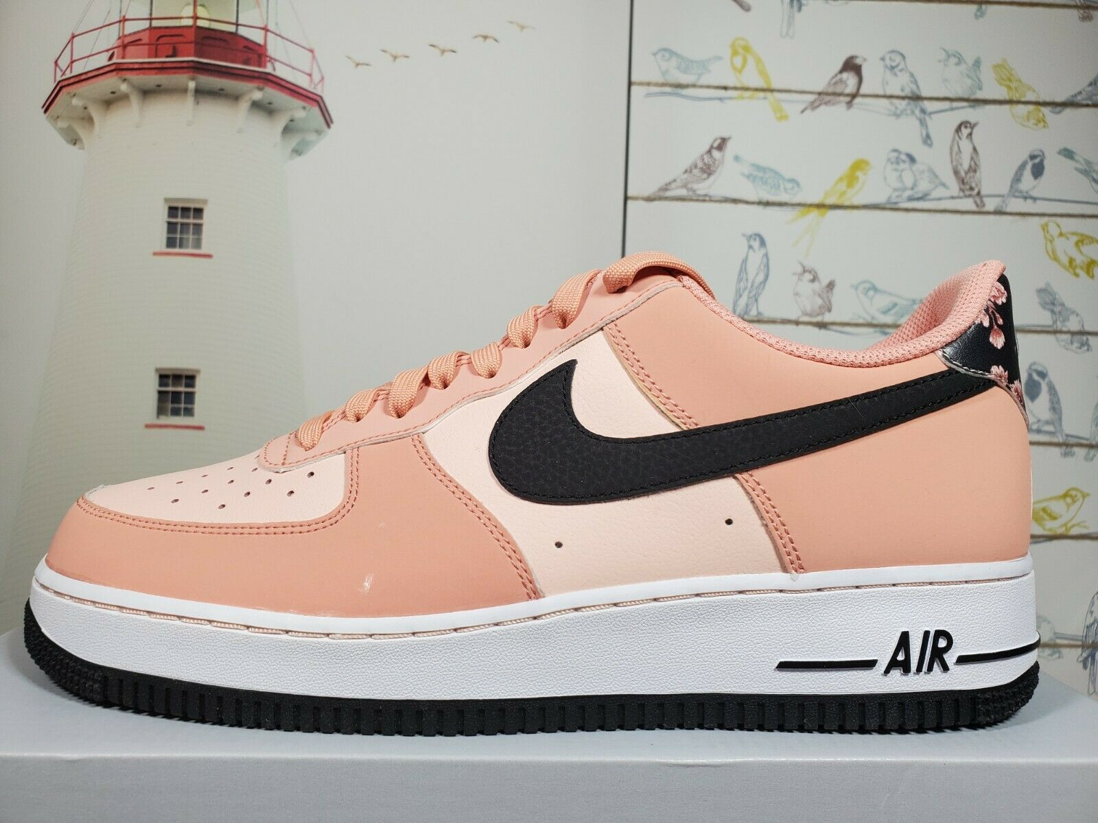 Nike Air Force 1 Low Peach Pack Pink Quartz