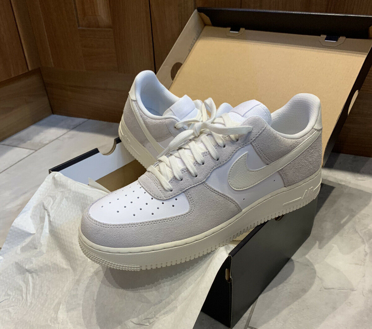 Nike Air Force 1 Low Sail Platinum Tint