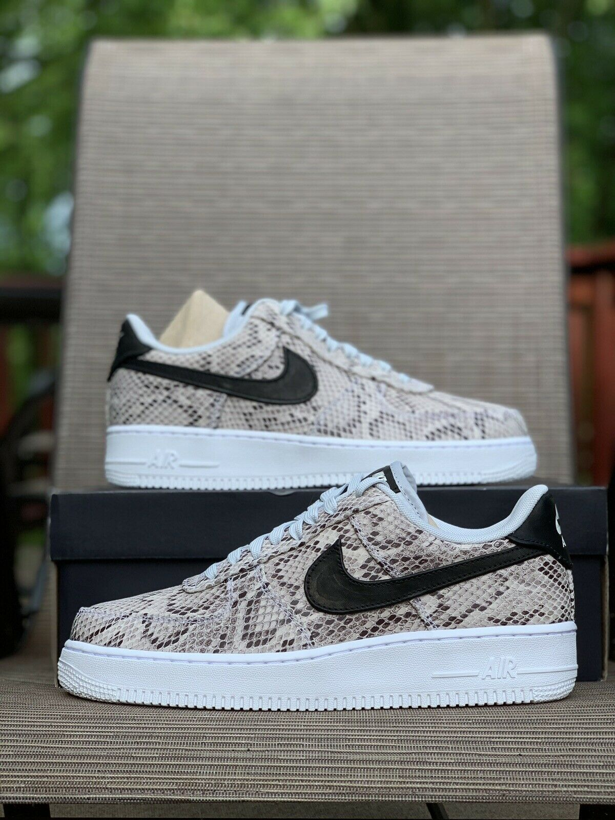Nike Air Force 1 Low Snakeskin 2019