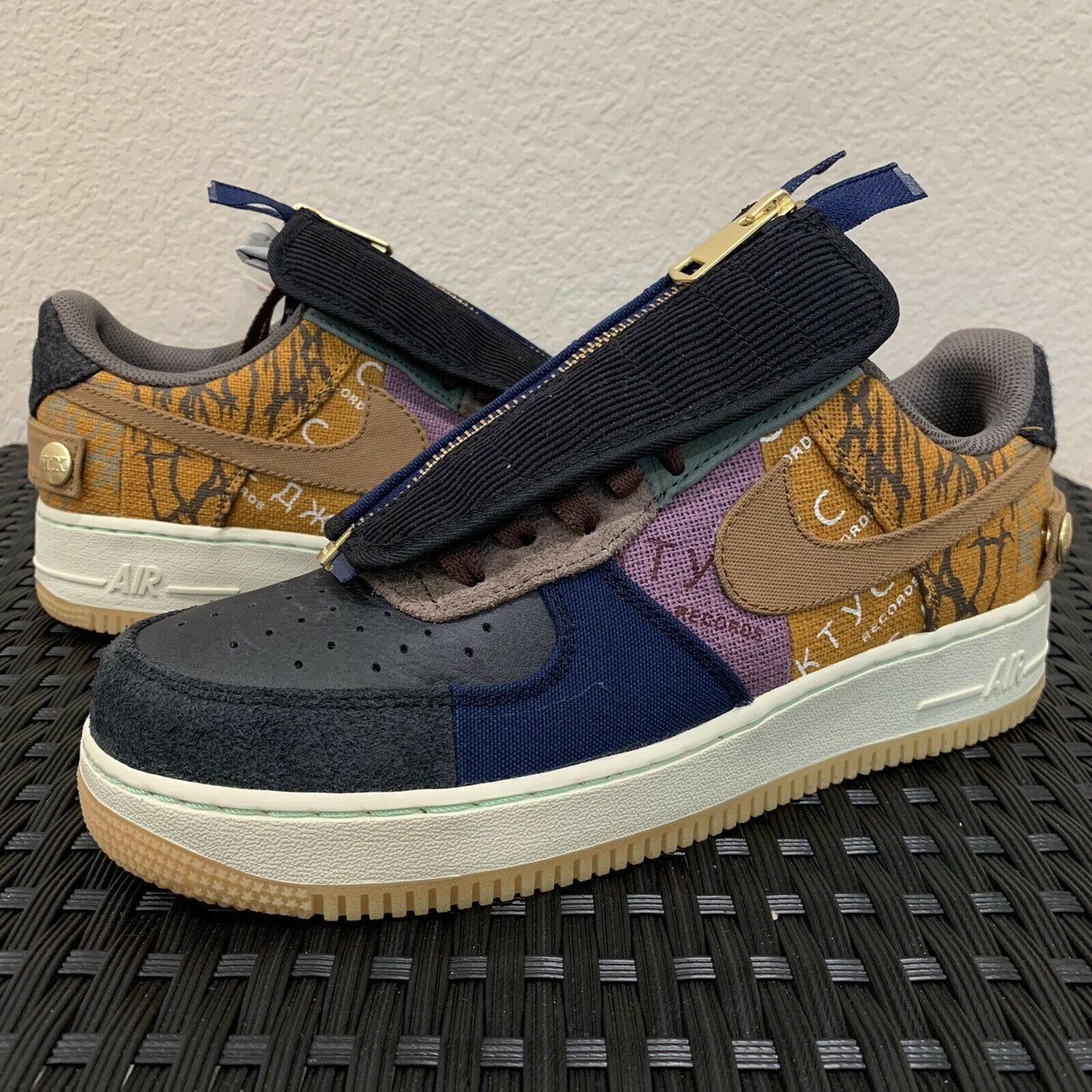 Nike Air Force 1 Low Travis Scott Cactus Jack PS