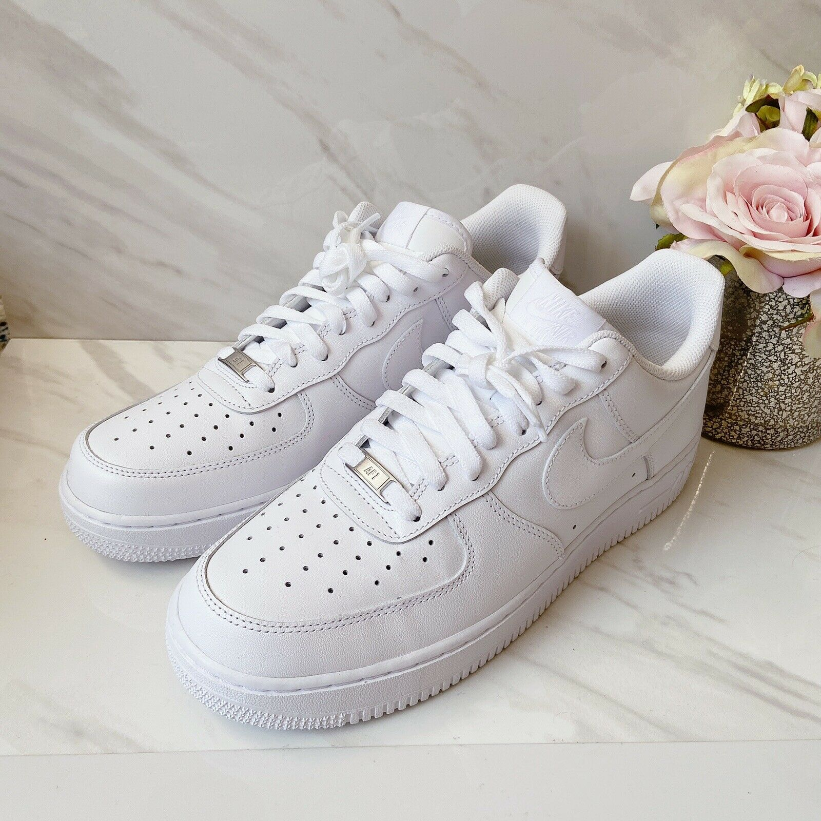 Nike Air Force 1 Low White 2014 GS