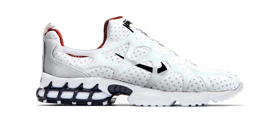 Nike Air Kukini Spiridon Cage 2 Stussy White
