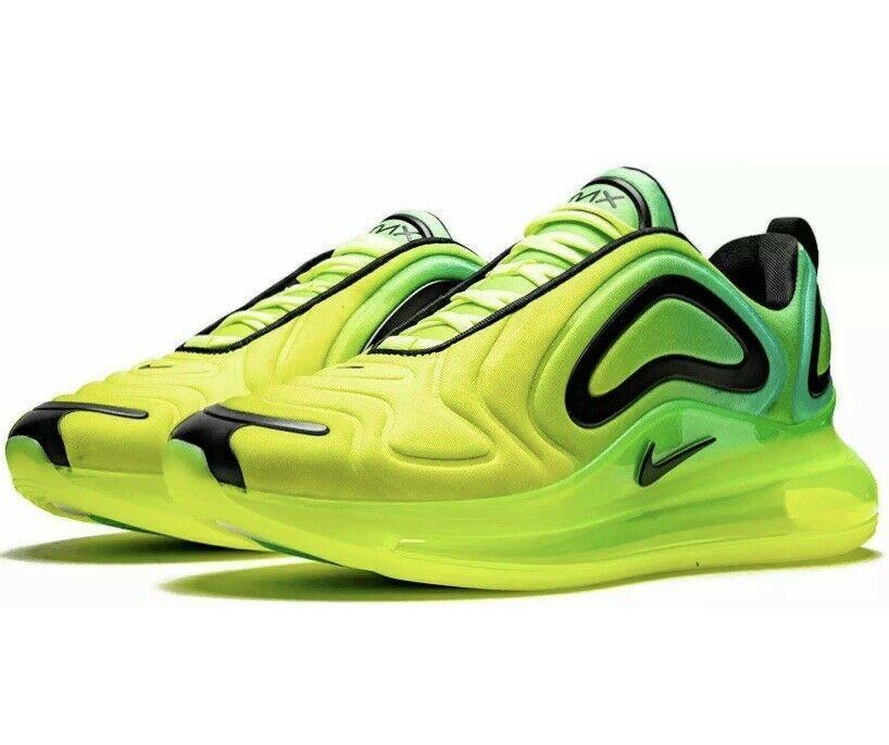 Nike Air Max 720 Volt Black