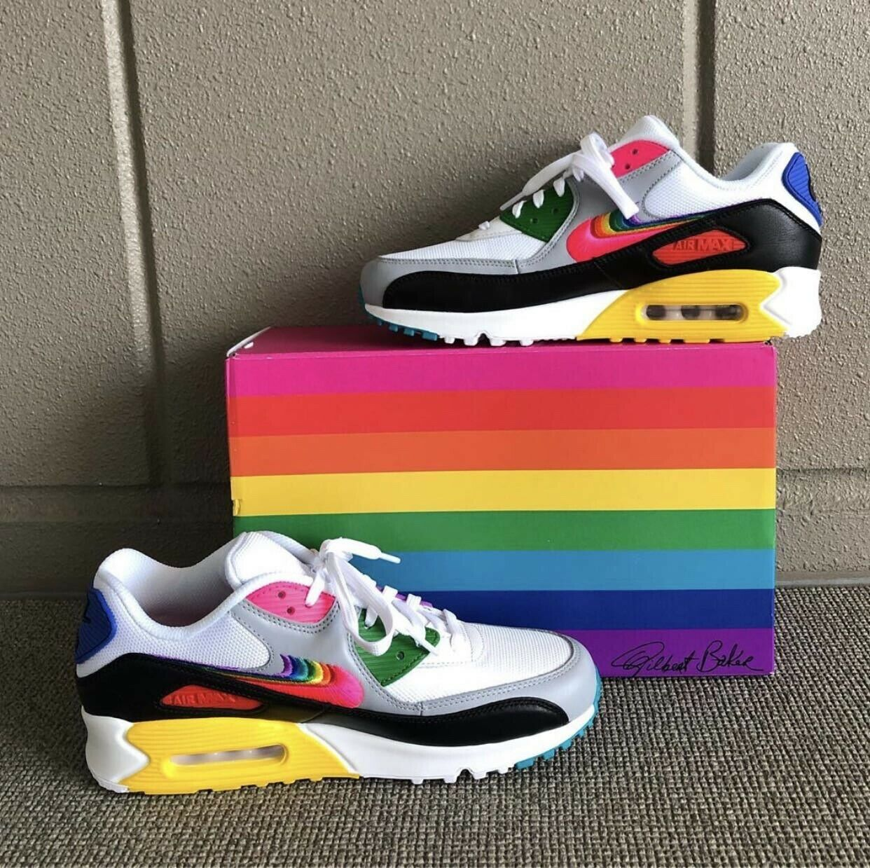 Nike Air Max 90 Be True 2019