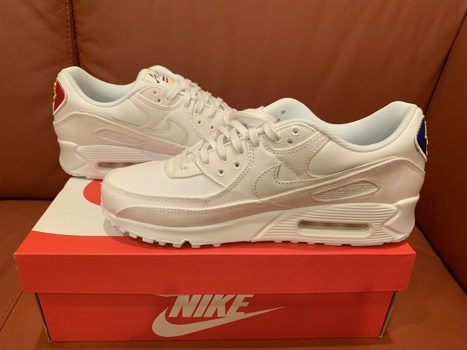 Nike Air Max 90 City Pack Paris 2020