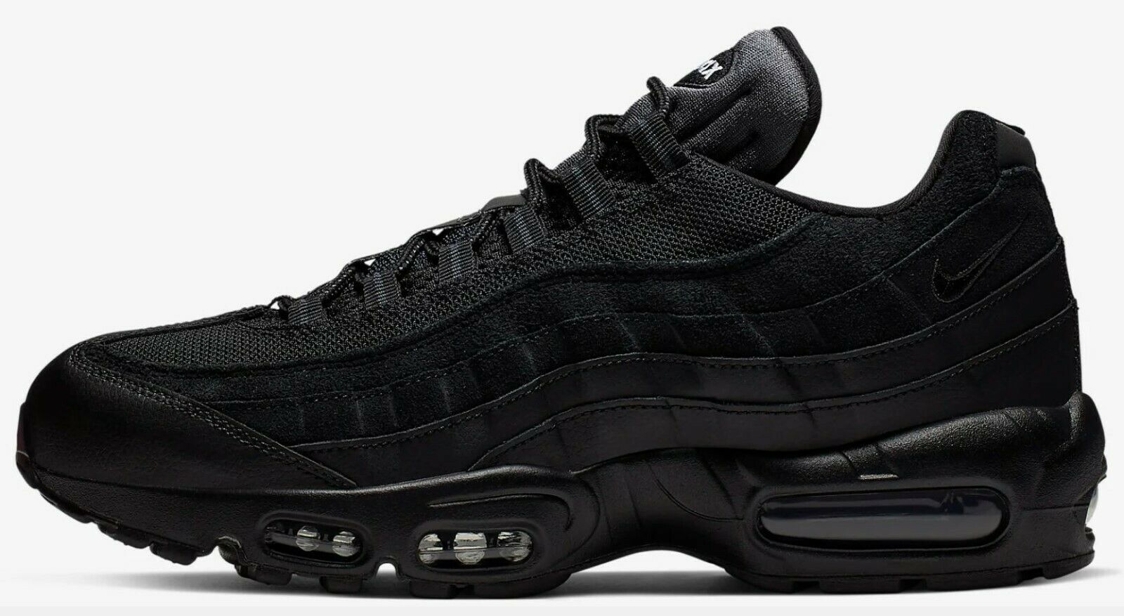 Nike Air Max 95 Essential Triple Black