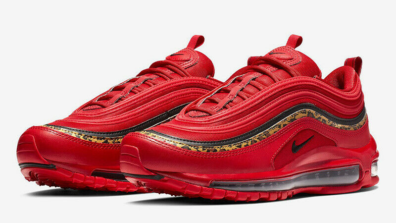 Nike Air Max 97 Leopard Pack Red W