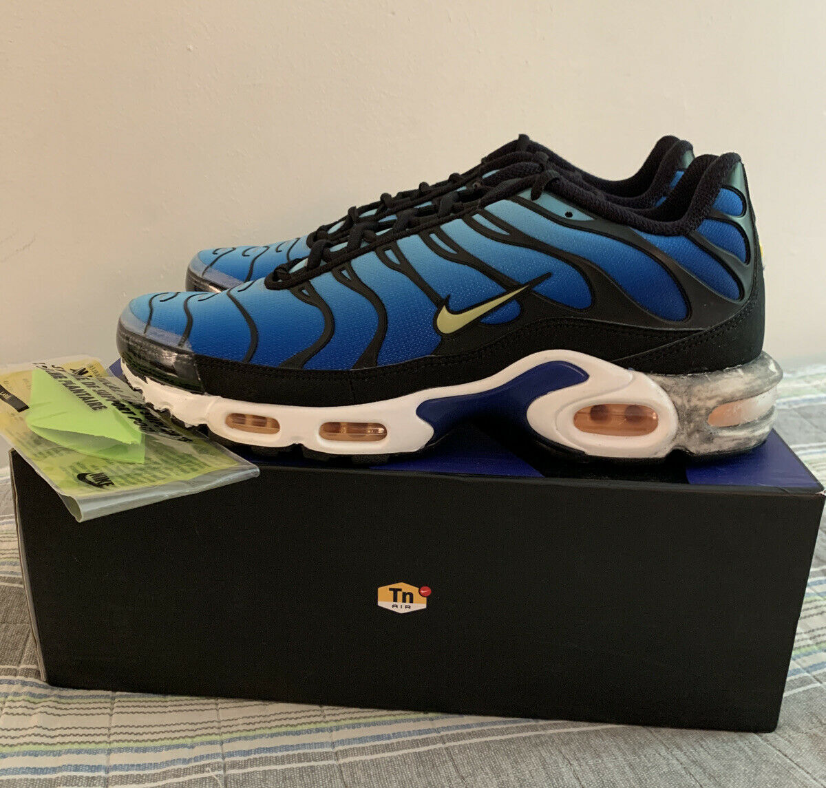 Nike Air Max Plus OG Hyper Blue 2018