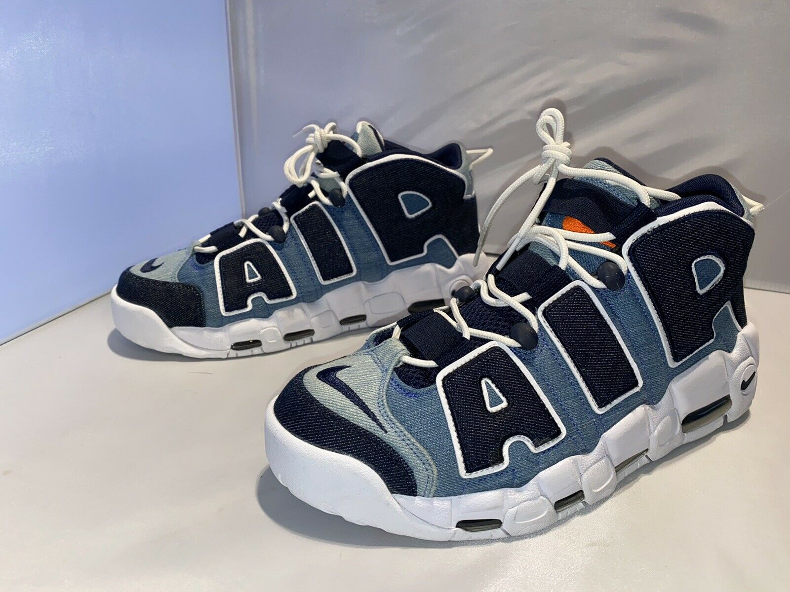 Nike Air More Uptempo 96 Denim
