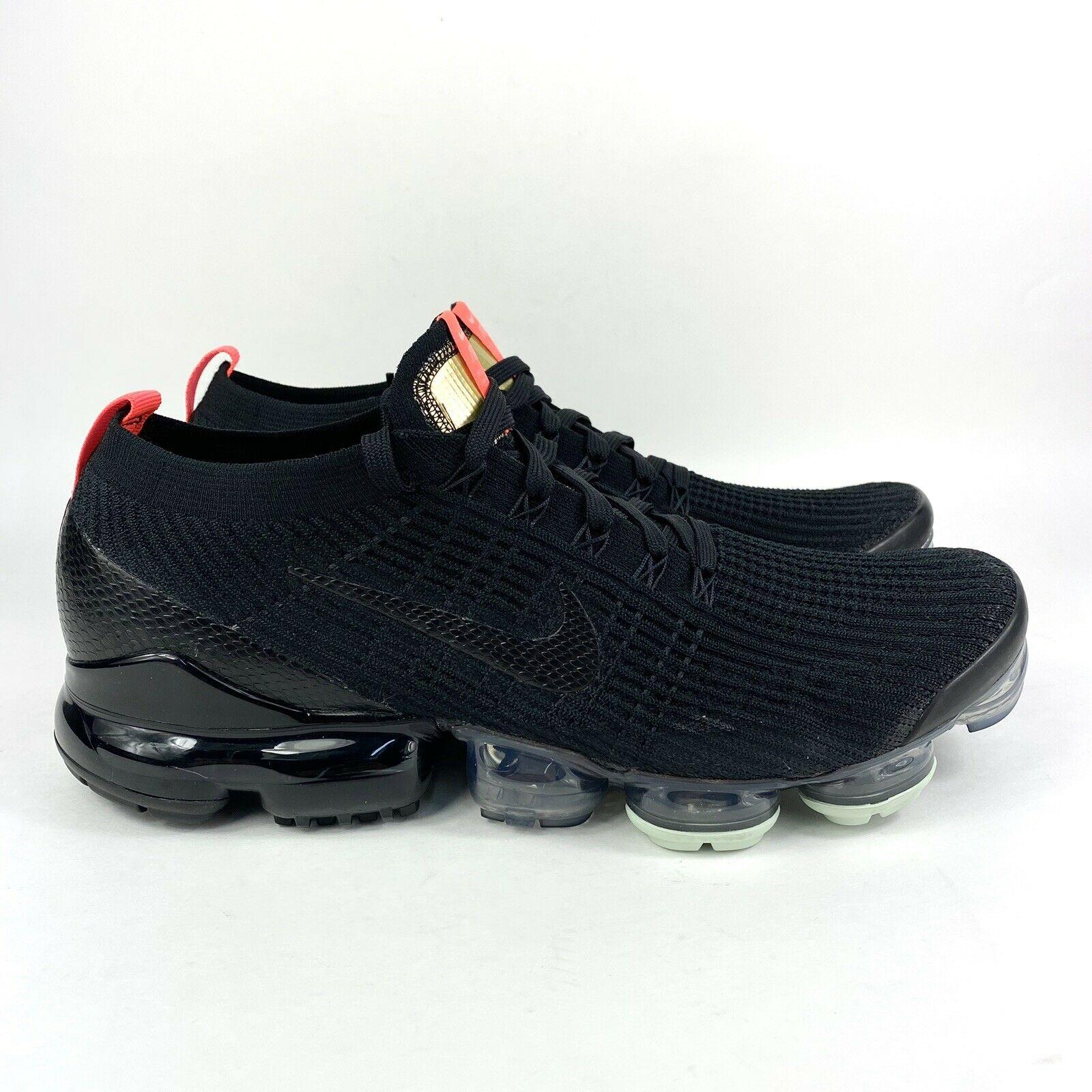 Nike Air VaporMax Flyknit 3 Black Snakeskin