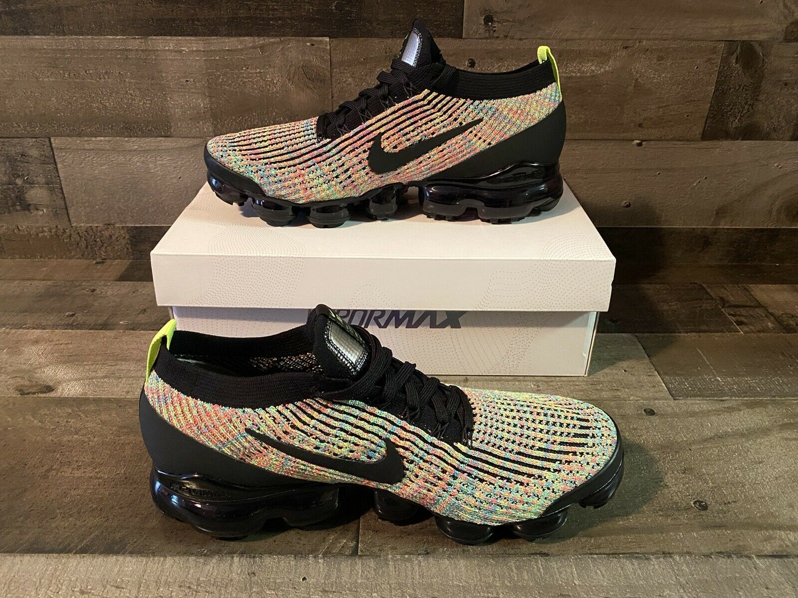 Nike Air VaporMax Flyknit 3 Multi Color