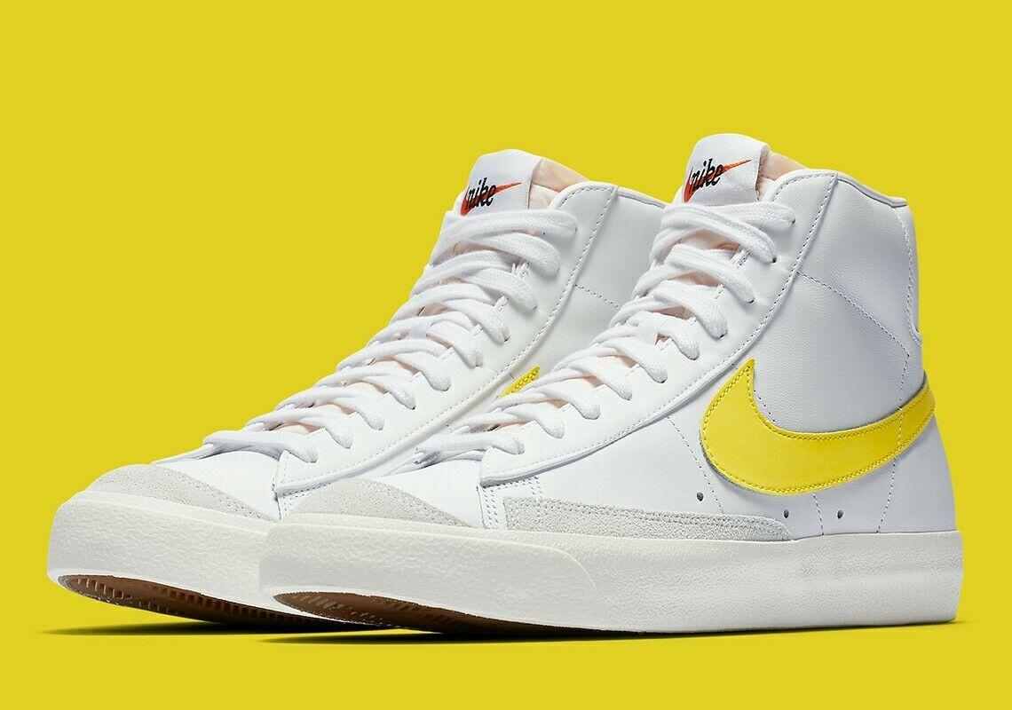 Nike Blazer Mid 77 Vintage Optic Yellow