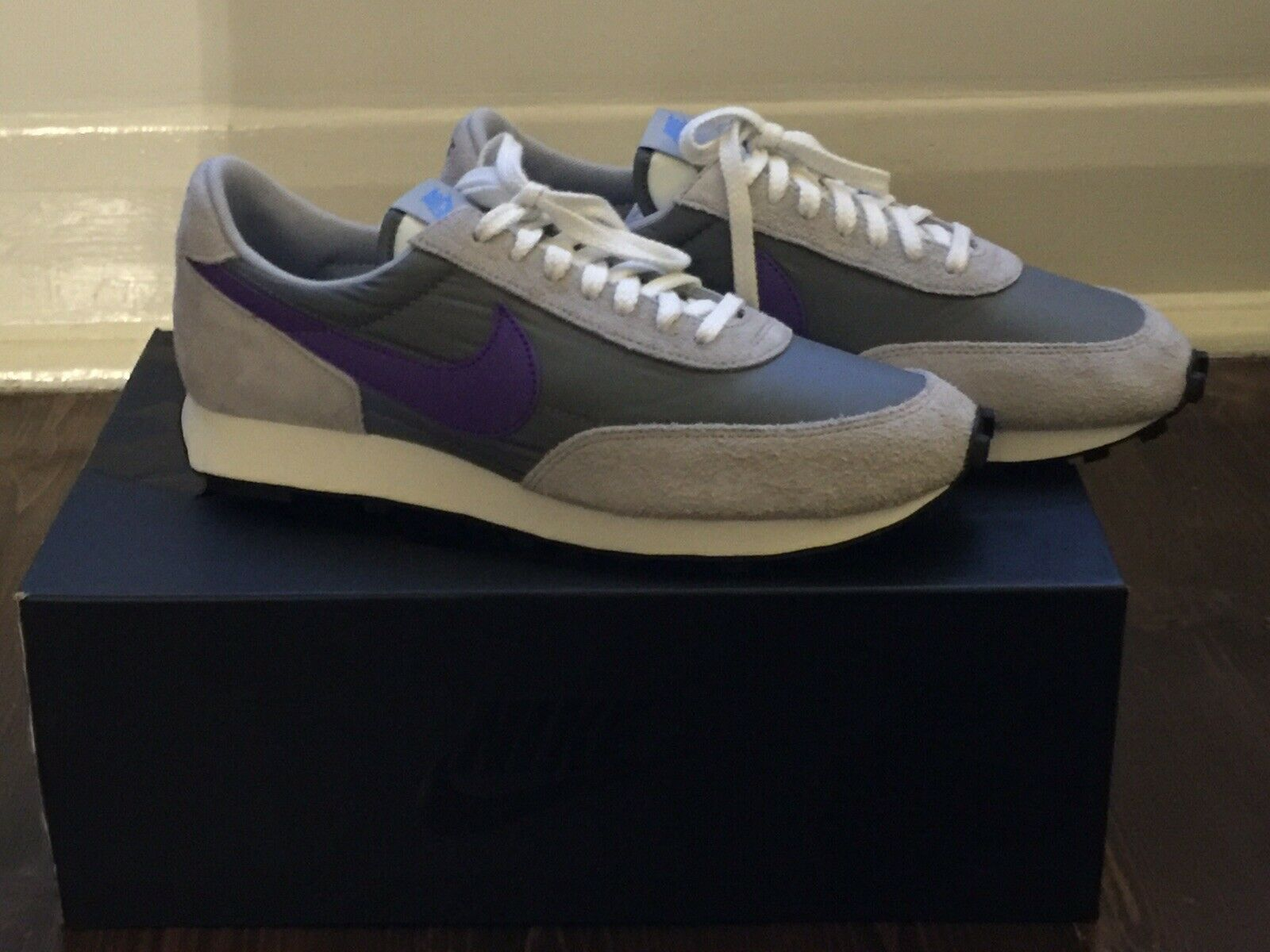 Nike Daybreak Cool Grey Hyper Grape