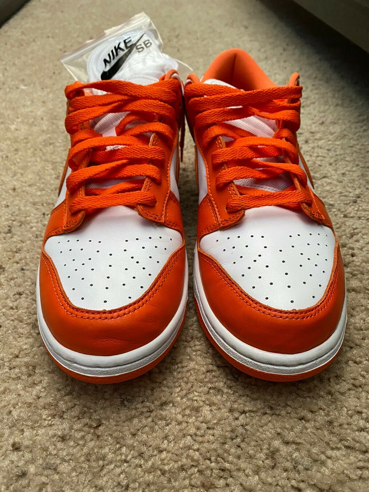 Nike Dunk Low SP Syracuse 2020