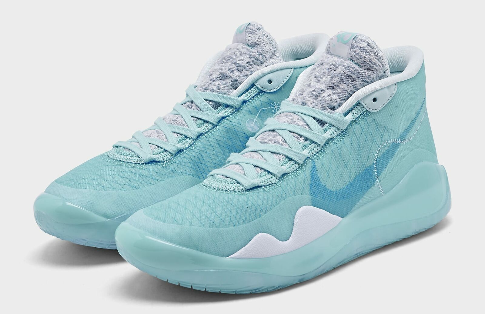 Nike KD 12 Blue Glaze