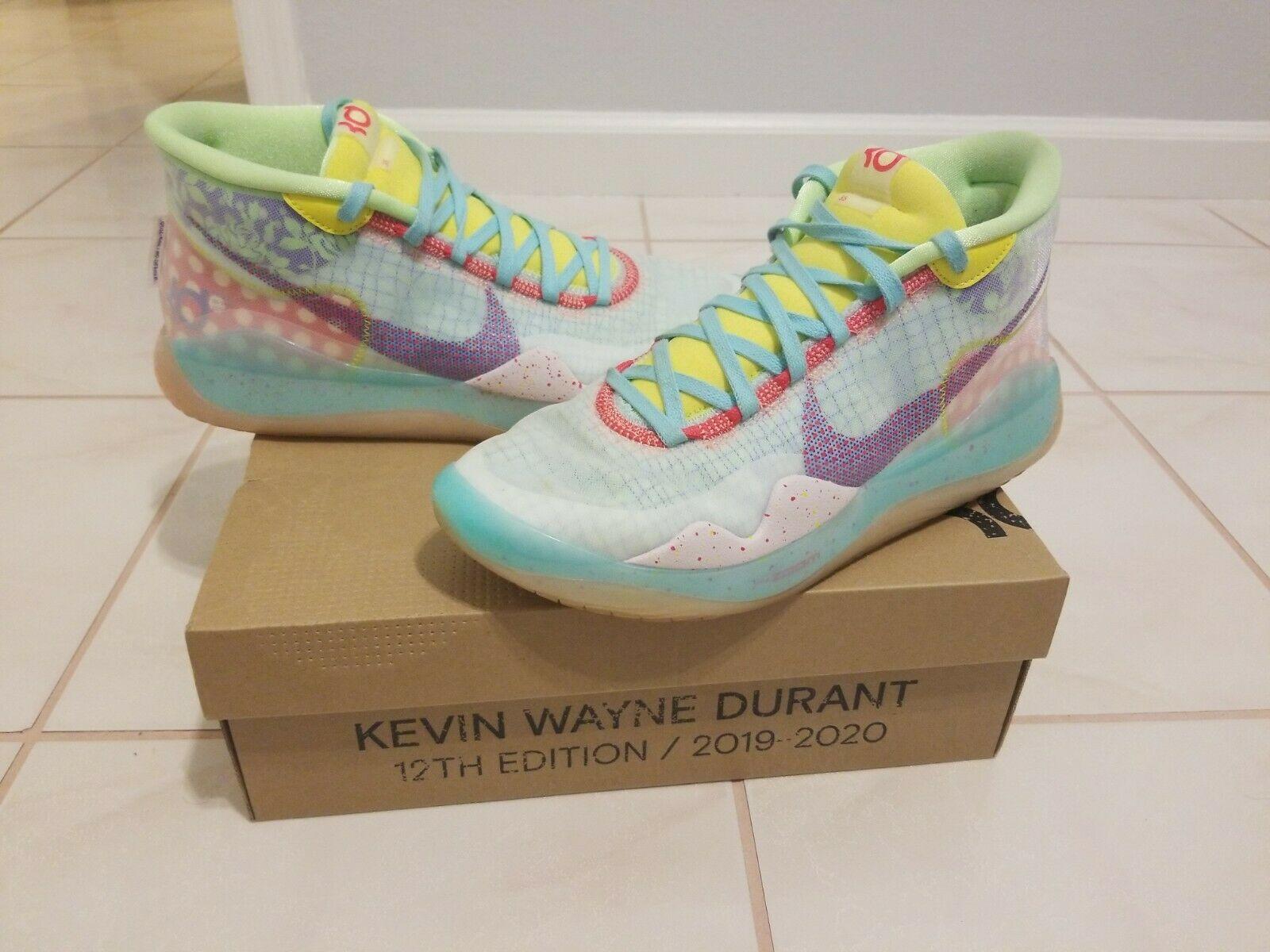 Nike KD 12 Peach Jam