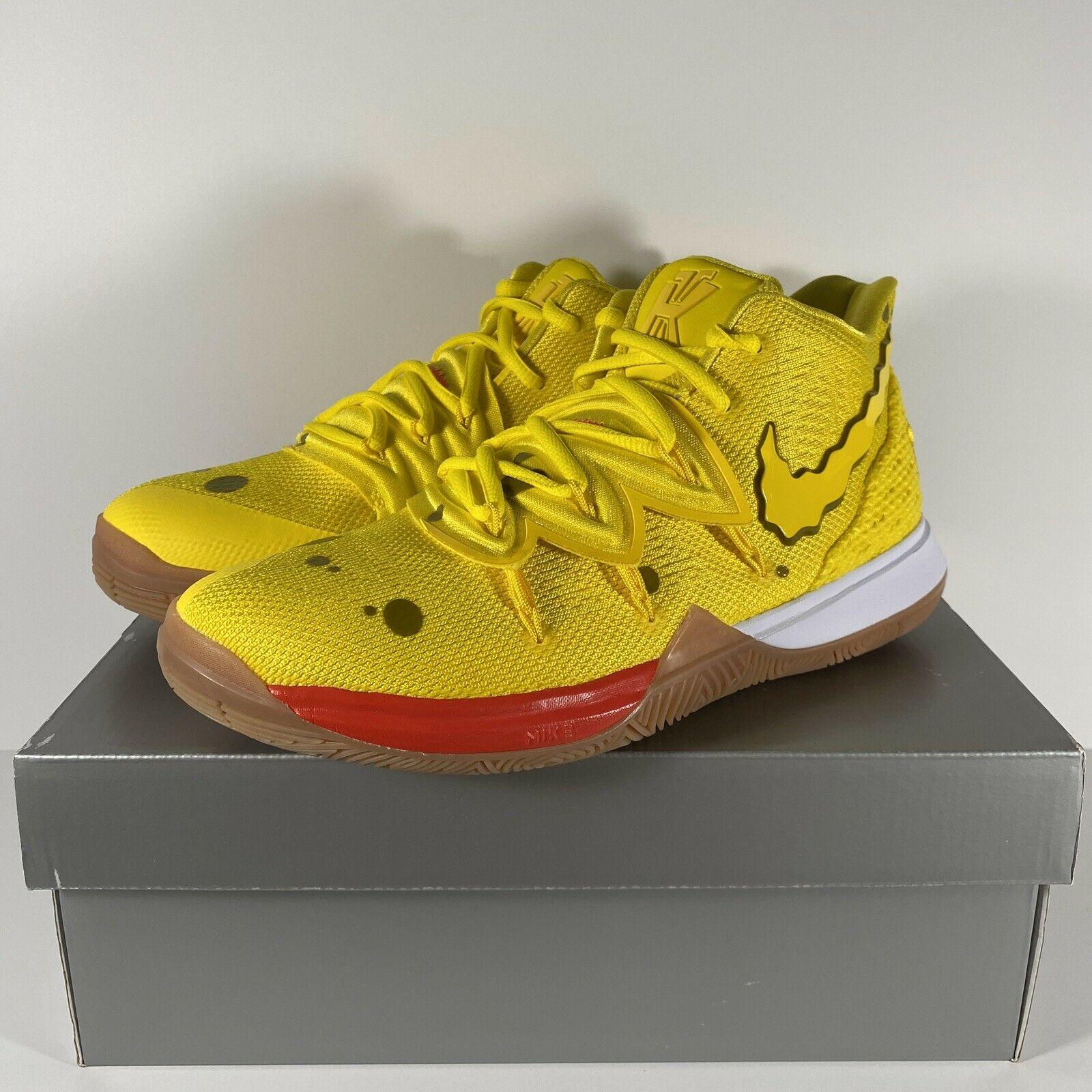 Nike Kyrie 5 Spongebob GS
