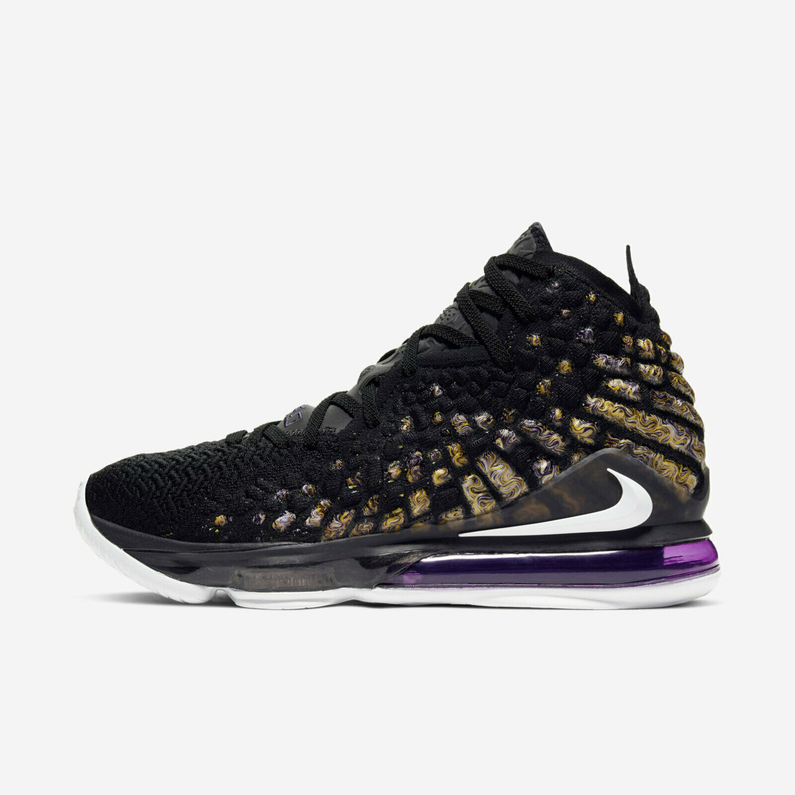 Nike LeBron 17 Lakers