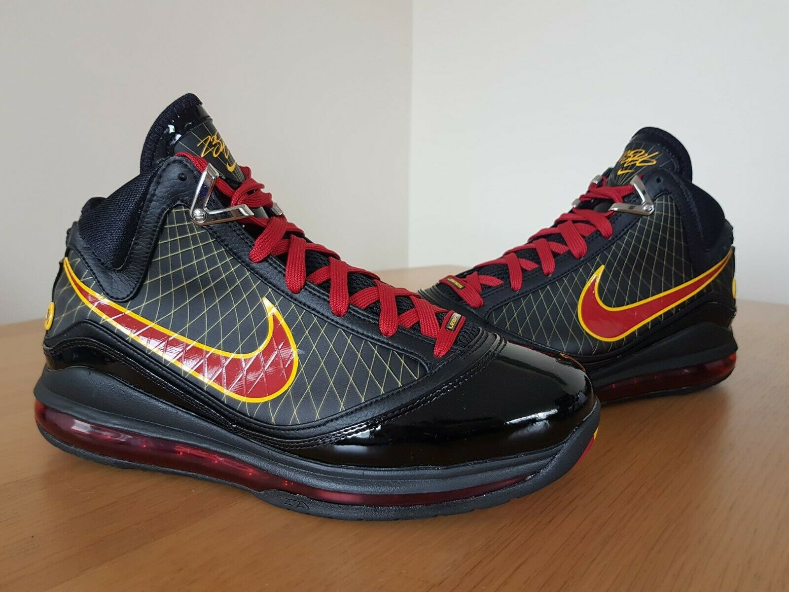 Nike LeBron 7 Fairfax Away 2020