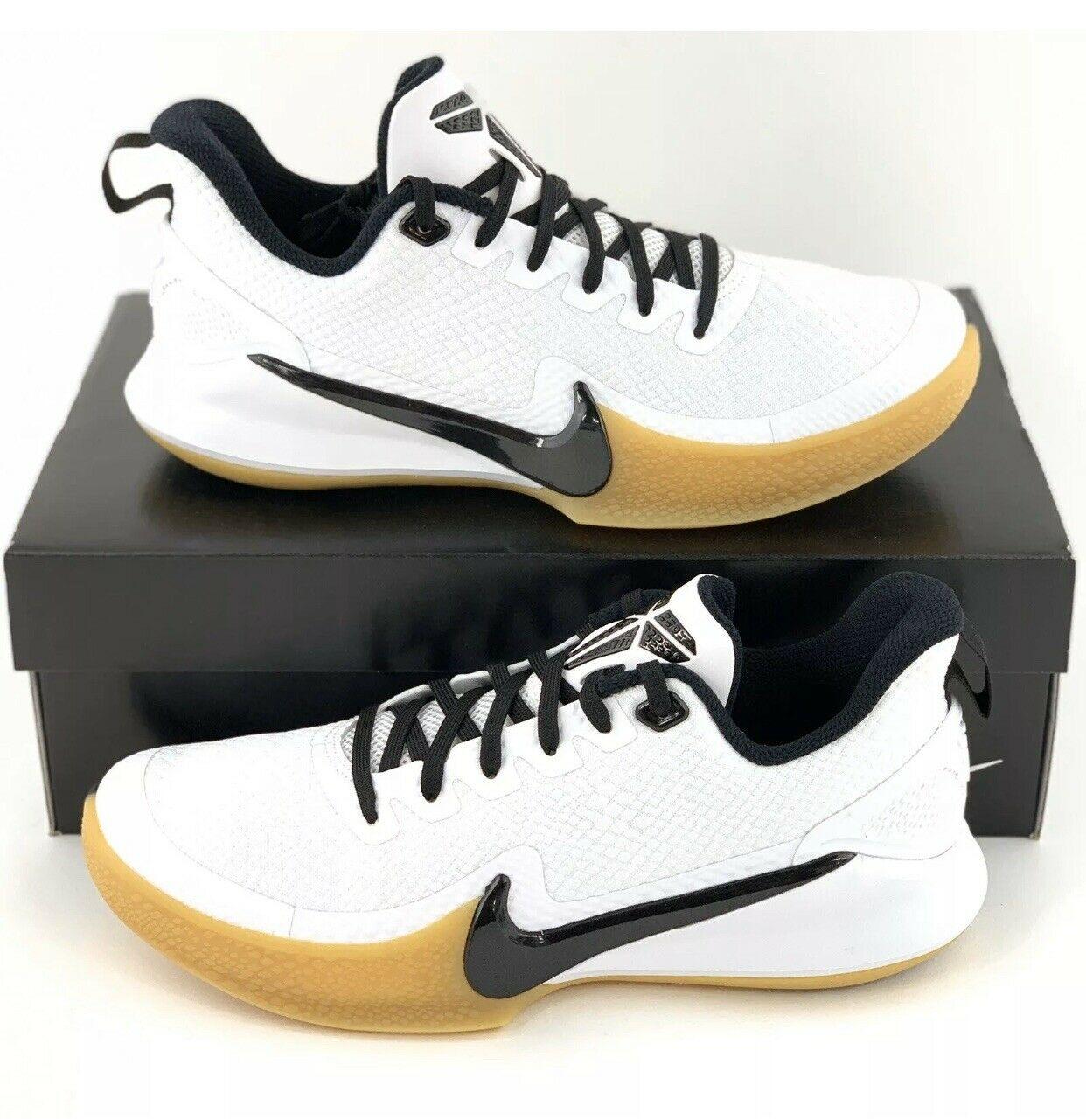 Nike Mamba Focus White