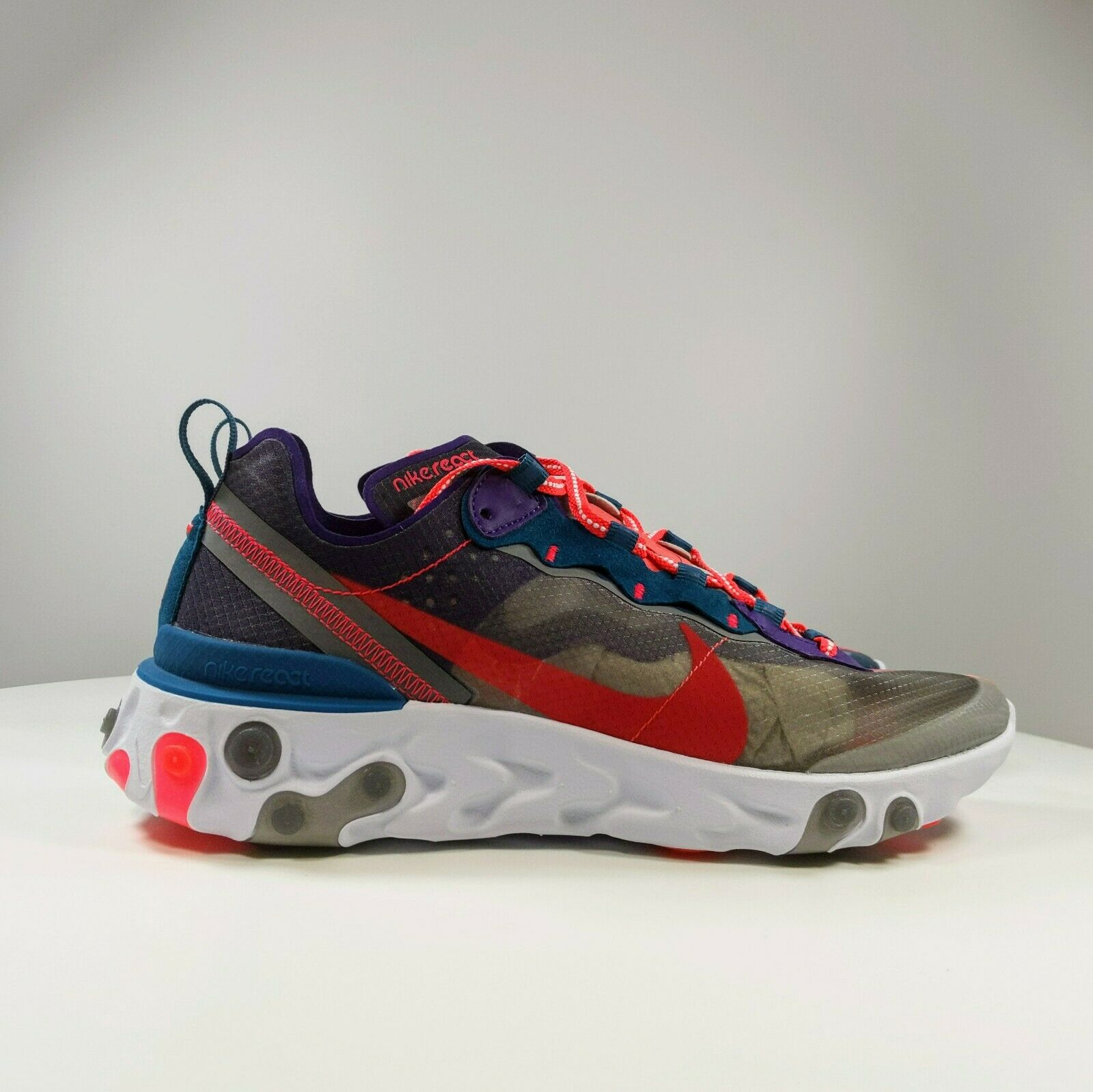 Nike React Element 87 Red Orbit
