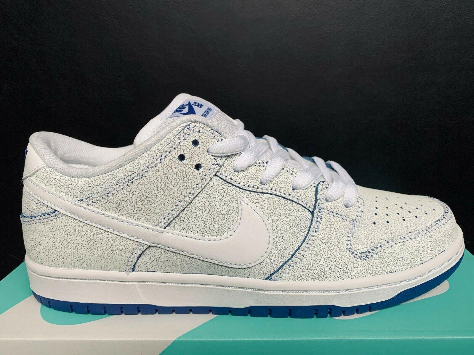 Nike SB Dunk Low Premium White Game Royal