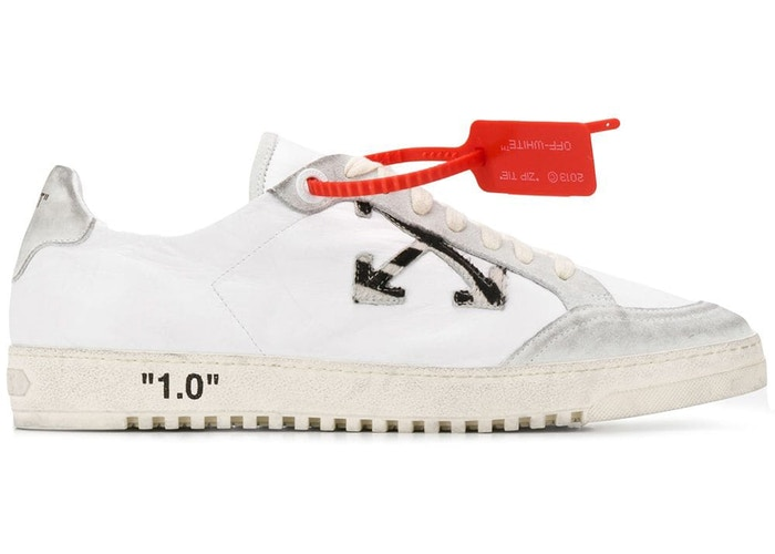 Off White 2.0 Black White
