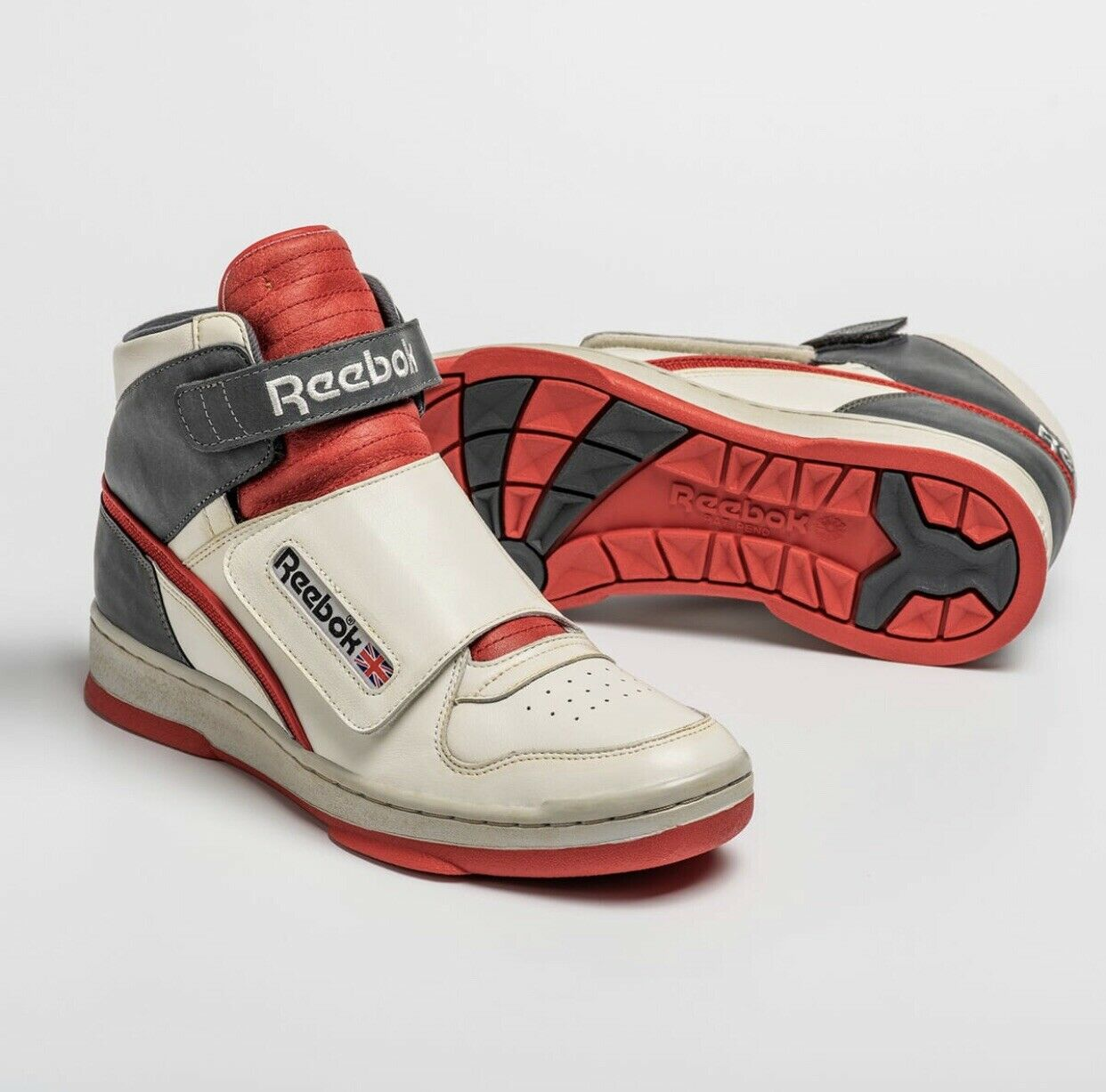 Reebok Alien Stomper Bishop 40th Anniversary