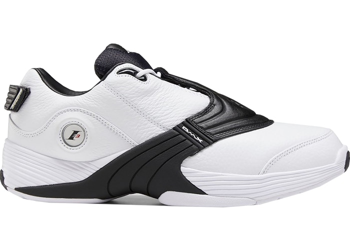 Reebok Answer 5 Low White Black