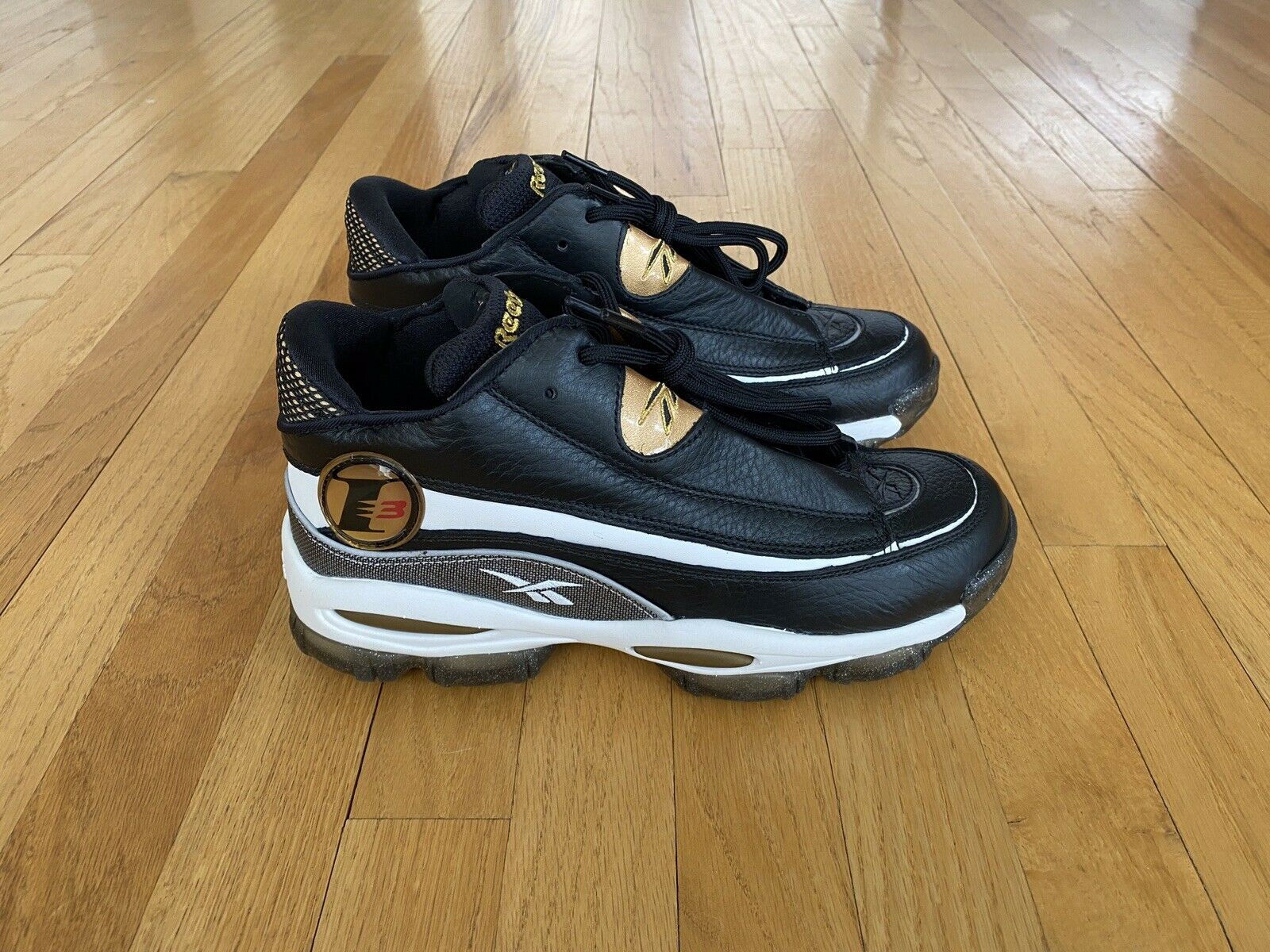Reebok Answer DMX 10 10th Anniversary Black