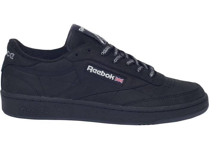 Reebok Club C Black
