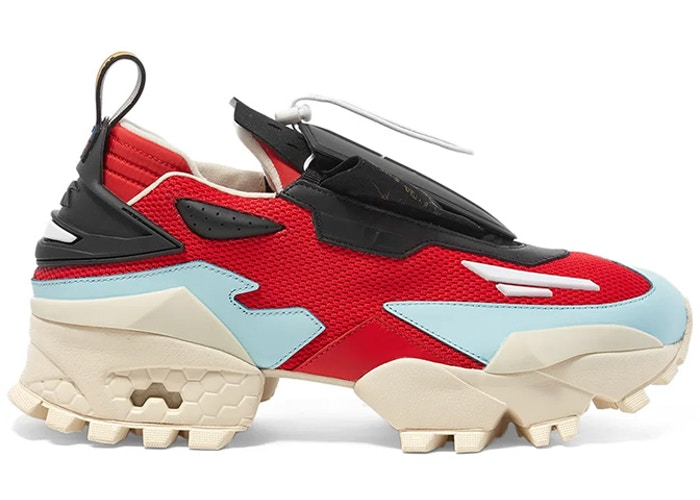 Reebok Experiment 4 Fury Trail Pyer Moss Glory