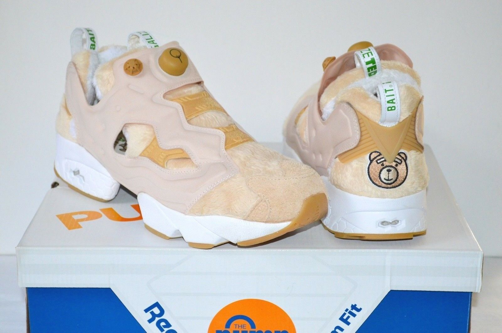 Reebok Instapump Fury Bait Happy Ted