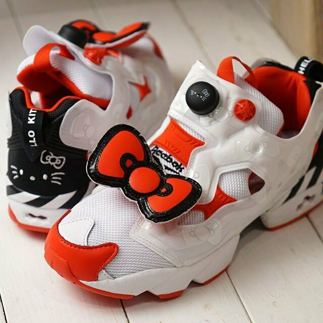 Reebok Instapump Fury Sanrio Hello Kitty