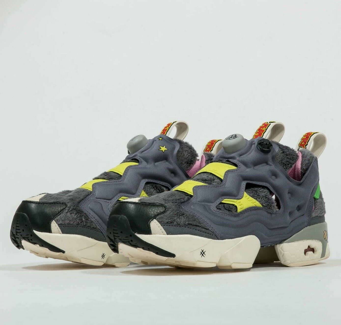 Reebok Instapump Fury Tom Jerry