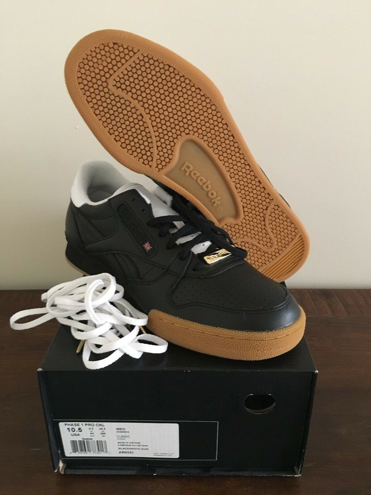 Reebok Phase 1 Packer Shoes Corner 85