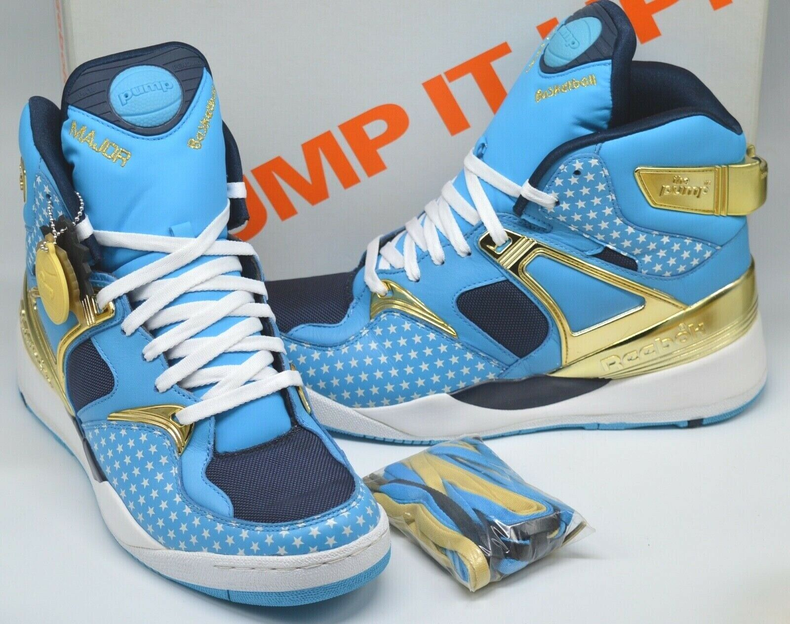 Reebok The Pump Certified Major