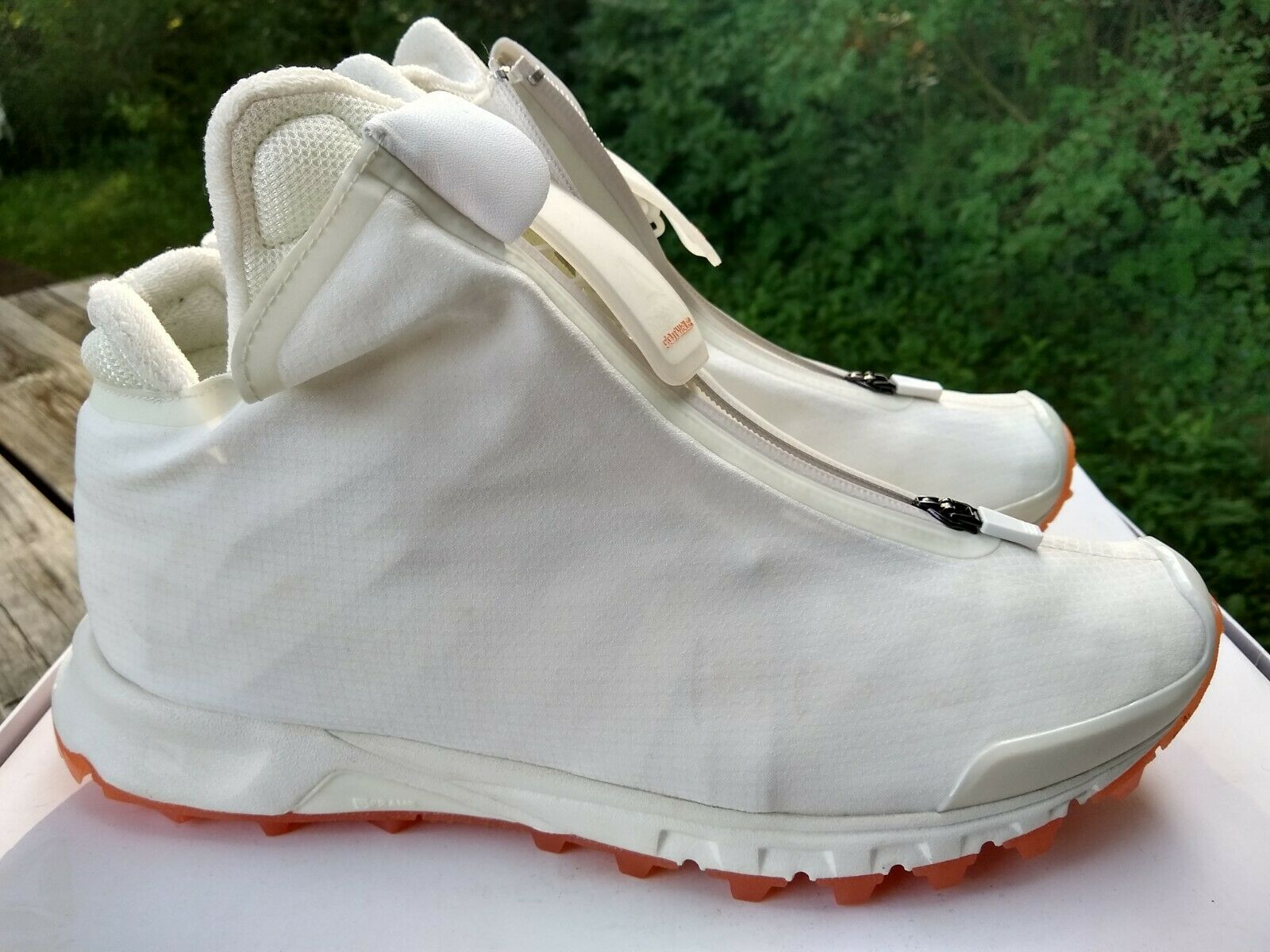 Reebok Trail Boot Cottweiler White