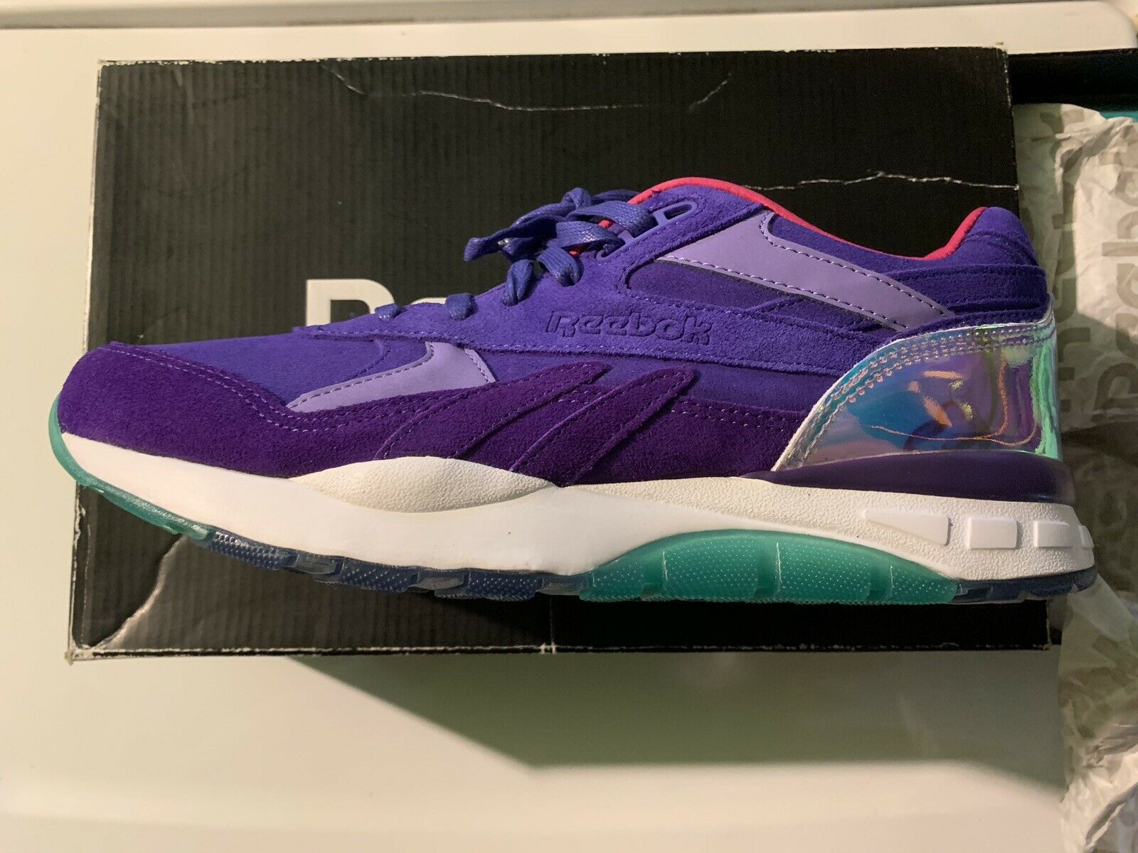 Reebok Ventilator Camron Purple Haze
