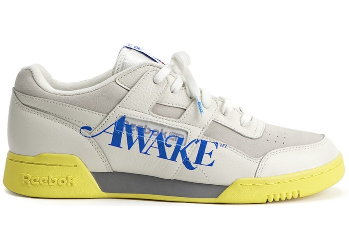 Reebok Workout Lo Plus Awake NY