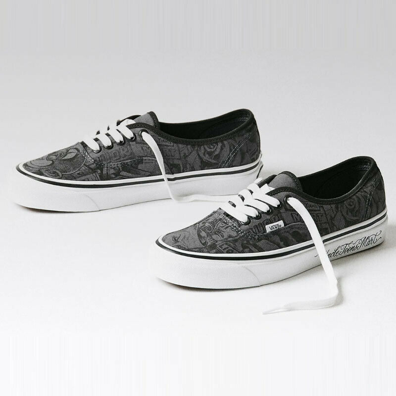 Vans Authentic 44 DX NBHD x Mr Cartoon