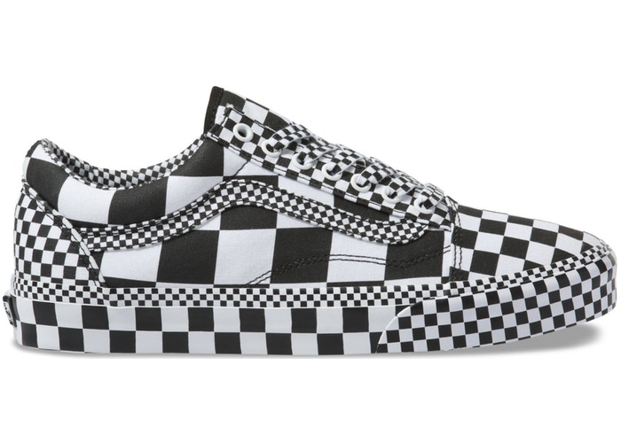Vans Old Skool All Over Checkerboard