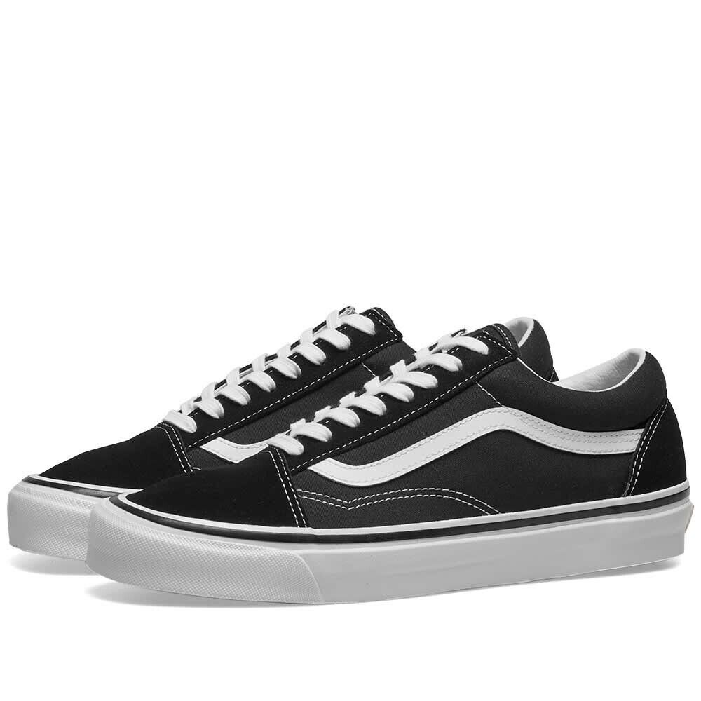 Vans Old Skool Black White PS