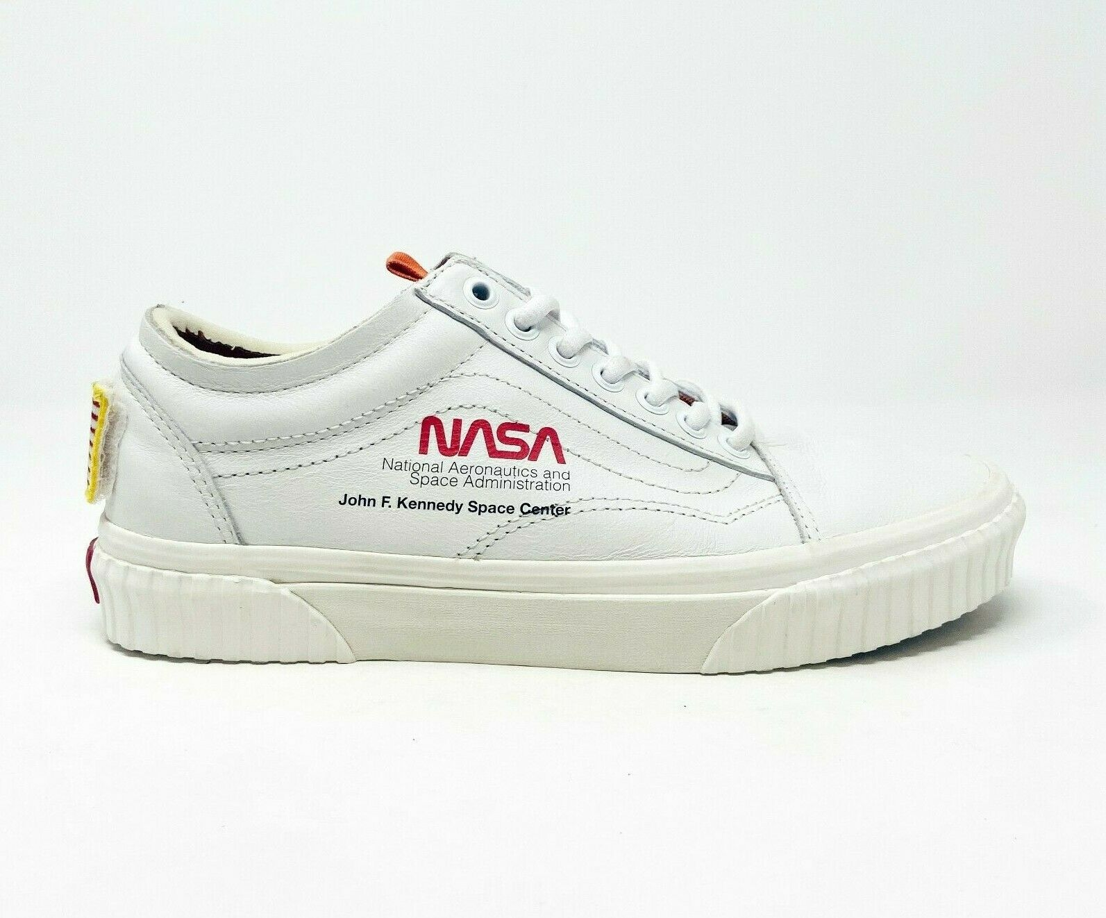 Vans Old Skool NASA Space Voyager True White